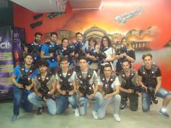 Xcalibur laser combat experience