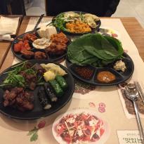 Gyejeol Table