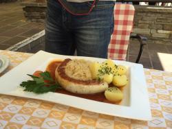 Alpenhotel Kramerwirt Restaurant