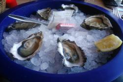 Les 6 huîtres n°4 du bassin