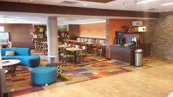 Fairfield Inn & Suites Olean