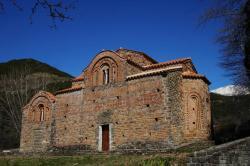 H Kokkinh Ekklhsia (The Red Church)