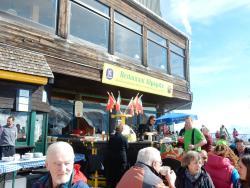 Restaurant Alpspitze am Osterfelderkopf