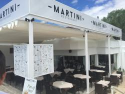 Restaurante Martini 8