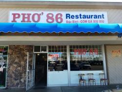 Pho 86 Restaurant