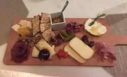 The Antipasto Board
