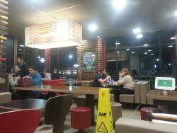 McDonald's - Gemini Retail Park