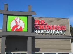 Mr Chinese Restaurant
