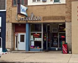 Charlie's Main Street Cafe
