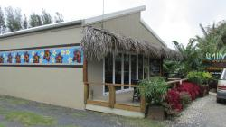 A top restaurant in Rarotonga