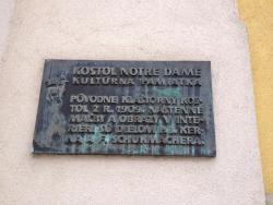 Kostol Notre Dame