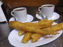 Cafeteria-Churreria Estacion II