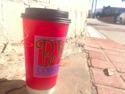 Pj's Coffee and Tea Co.