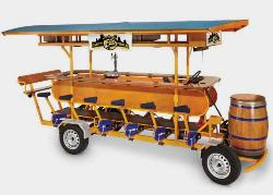Pittsburgh Party Pedaler