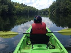 Savannah Rapids Kayak Rental