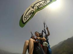 Deep Blue Paragliding