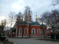 Holy Voskresensko-Germanovsky Cathedral