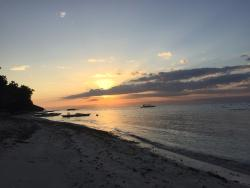 Beautiful location on the beach!