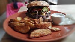 HOTBBQ Burgerhouse