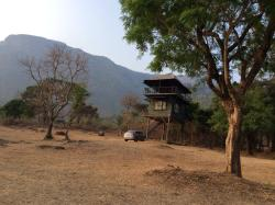 An adventurous stay at the machan