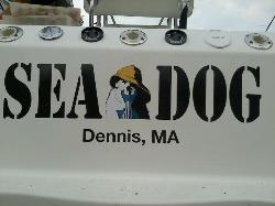 Sea Dog Fishing Team and Charters