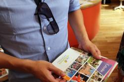 ... de nombreuses brochures sont à votre disposition !