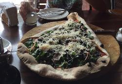 Excelentes pizzas