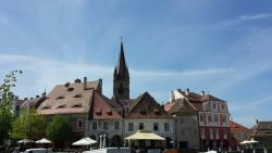 Union Square in Sibiu