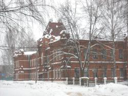 Building of Mechanical Technologies School