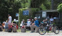 Green Caravan Cafe