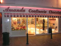 Amanda Chocolaterie -Salon de Thé