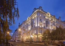 リバーサイド ホテル プラハ