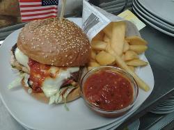 Bua's Burgeria