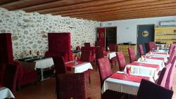 Hotel/Restaurant Au Palais Cathare