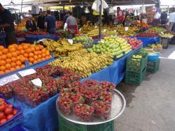 Turgutreis Bazaar