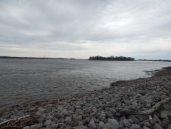 Mississippi River Observation Deck