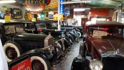 ‪Wagner-Hagans Auto Museum‬