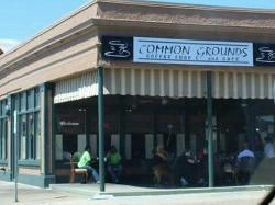 Gretna's Common Grounds Coffee