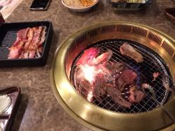 Authentic Charcoal Grilled Beef Den Abiko Nedo