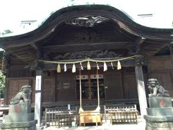 Ninomiya Jinja Shrine