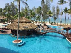 Wunderschöne, entspannte Ferien erlebt... Super, dieses kinderlose Hotel !