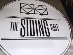 The Siding Cafe