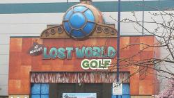 Mr Mulligan's Lost World Golf, Stevenage