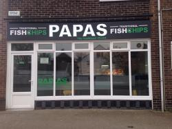 Papa's Traditional Fish And Chip Takeaway