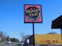 Haley's Diner