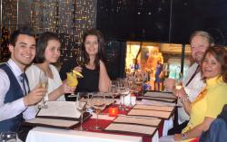My family had a perfekt evening at May Restaurant;) Everything was perfekt;)