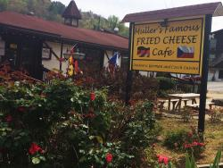 Muller's Famous Fried Cheese Cafe