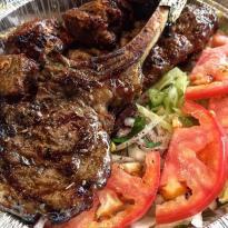 Restaurante árabe tierra santa