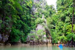 Andaman Sea Kayak--VIP Trip close to nature