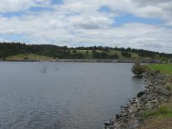 Blue Rock Dam